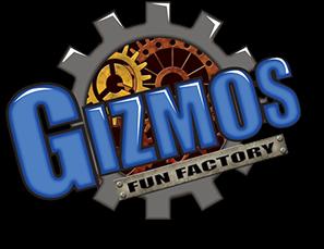 gizmos fun factory logo